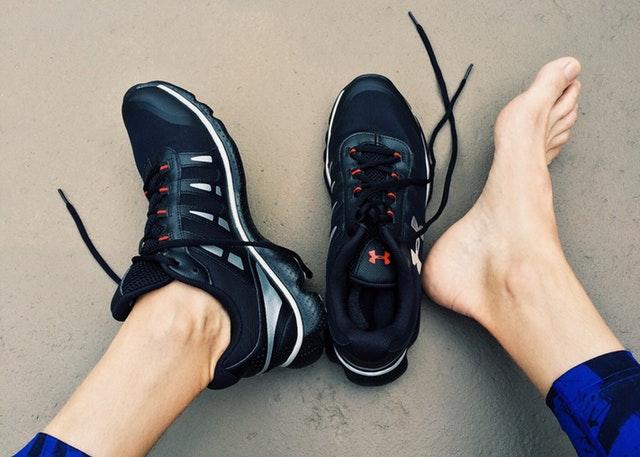 nuevo en el gimnasio comprar zapatillas
