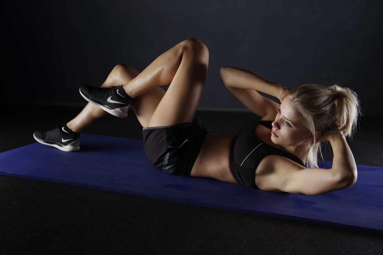 Nueva en el gimnasio