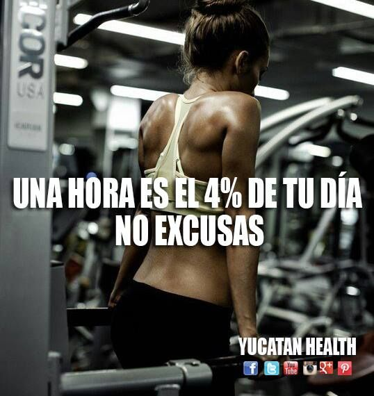 no excusas Termopilas Fitness Gym