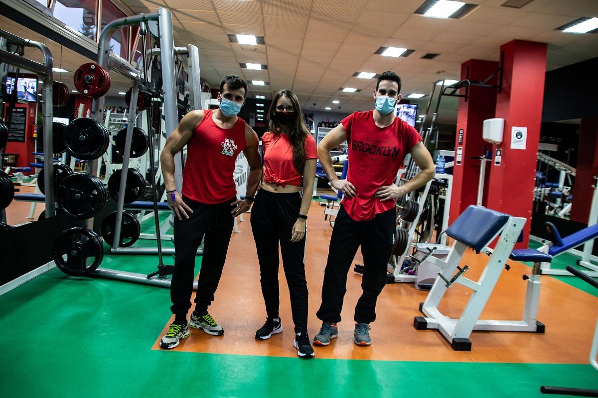 abdominales en 2 meses reto gimnasio participantes