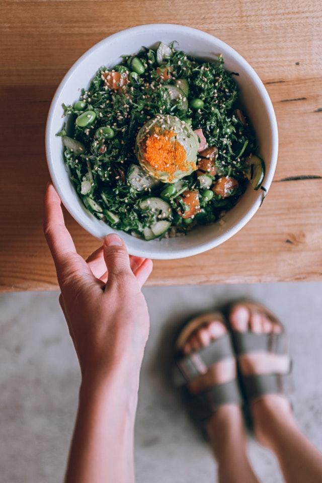 dieta cetogenica foto comida