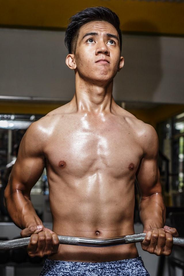 subir de peso chico fuerza