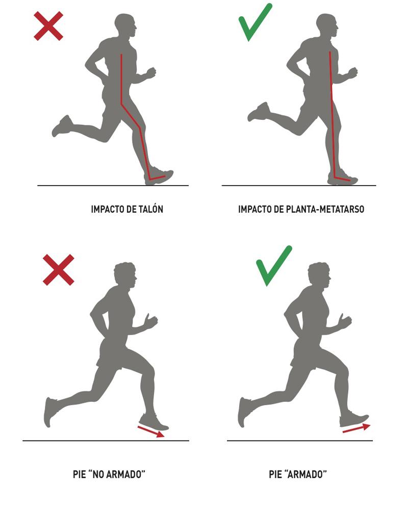 aprender a correr bien